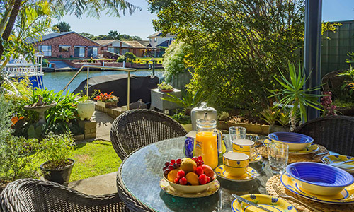 Bed & Breakfast in Forster